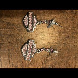 Harley ear rings